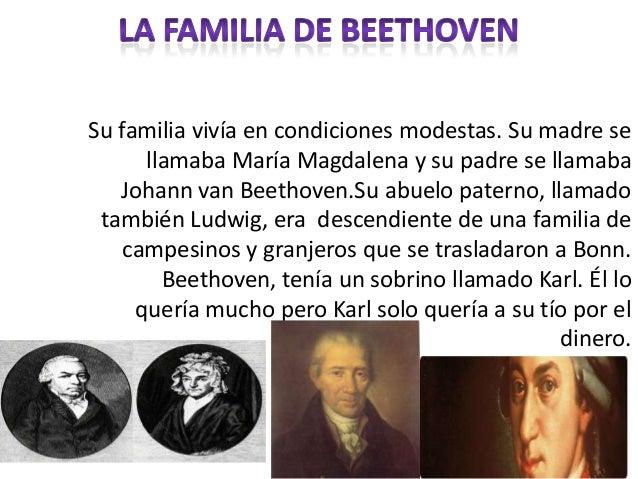 Trabajo sobre beethoven - Muere el abuelo de la casa de empenos ...
