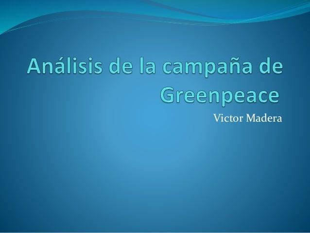 Victor Madera