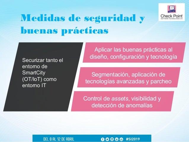 Víctor Molina Rodríguez Channel SE Team Leader Check Point Software Technologies Gracias