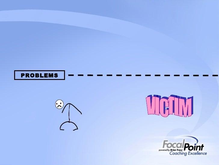 VICTIM PROBLEMS