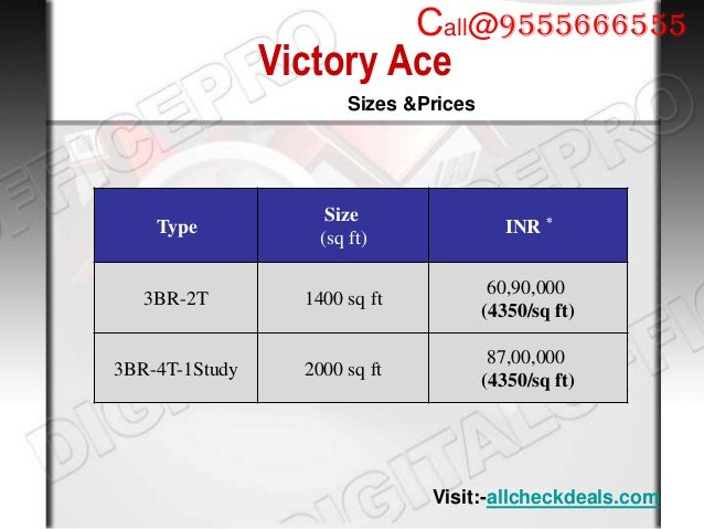 Victory Ace, Fully Loaded with All Features@9555666555 Slide 3