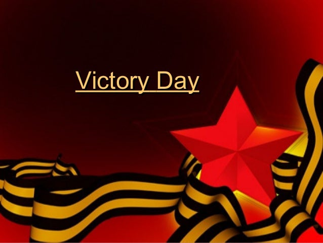 VictoryVictory DayDay
