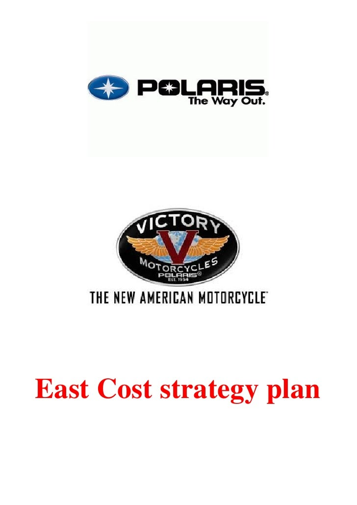 East Cost strategy plan