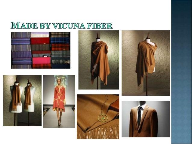 Vicuna Fiber