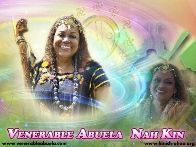www.venerableabuela.com www.kinich-ahau.org