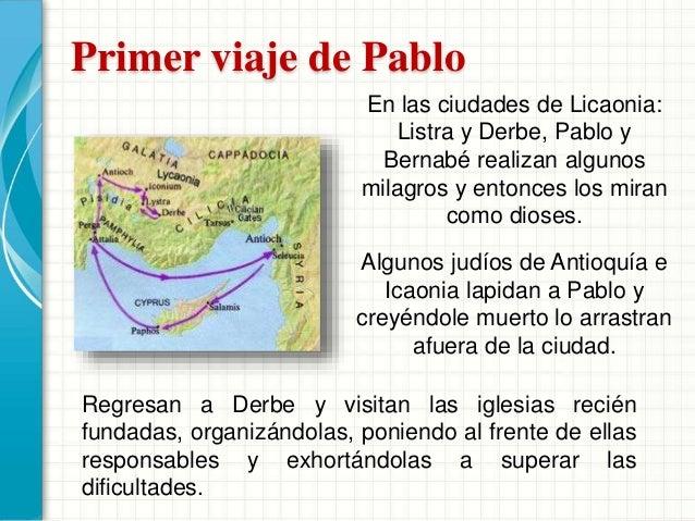 Cuarto Viaje De San Pablo - evangelio y vida juan apocalipsis hechos ...