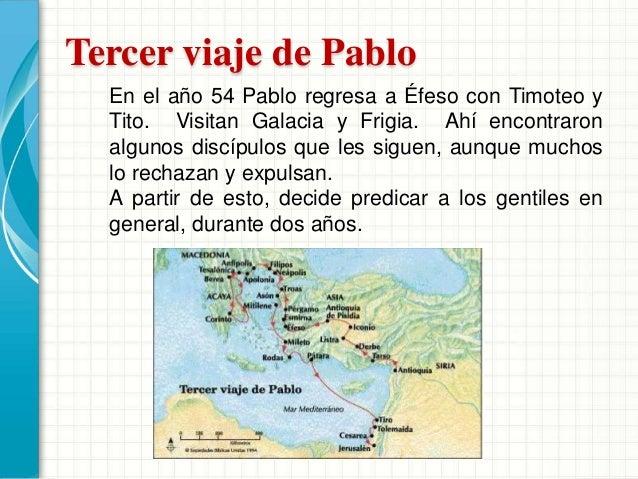 Vida de pablo de tarso for Cuarto viaje de pablo