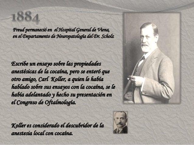 Vida y obra de Sigmund Freud