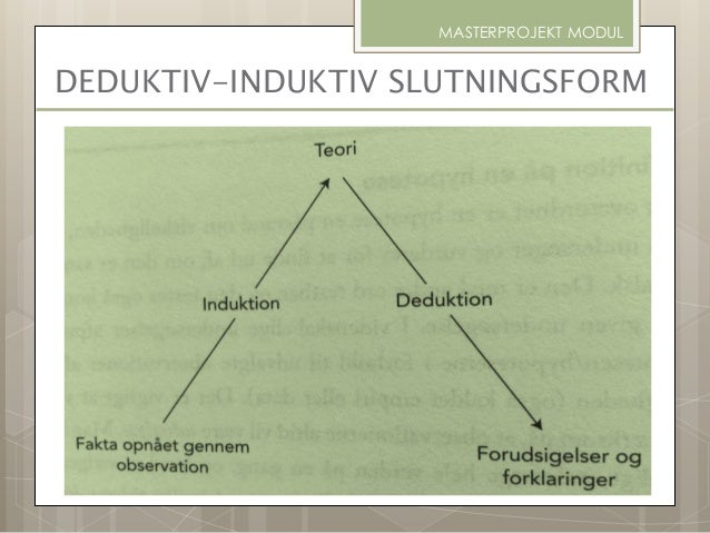induktive metode
