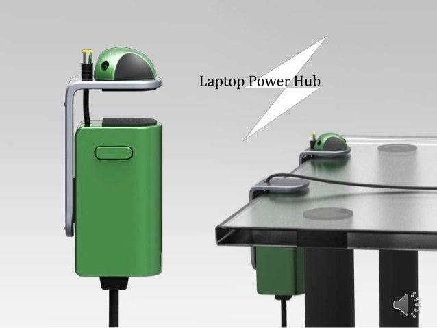 Problem在多人使用筆電的場合,常常出現一人一顆變壓器,與插座不夠的情形,不但電線凌亂,且占據空間。