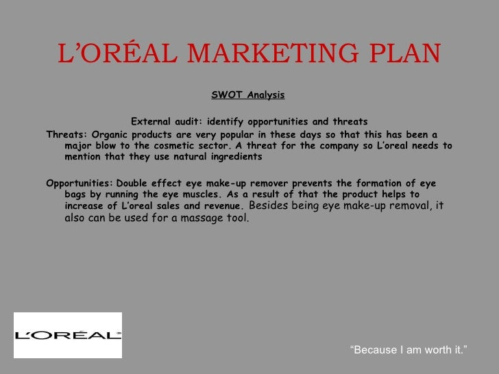 L'Oreal's expansion to China