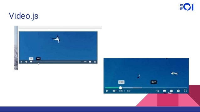 Video js with HLS