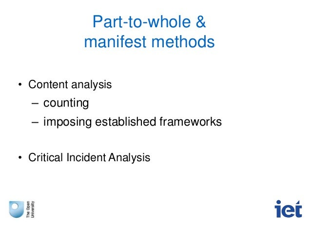 critical incident analysis using bortons framework I'm writing a cia essay and i'm using the cia (critical incident analysis) framework i'm stuck with one of the bullet points that is: what theories might have helped develop your understanding about some aspect of the incident.