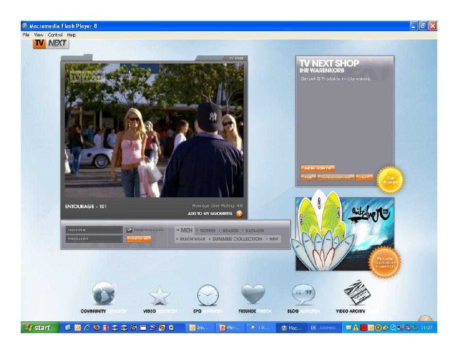 Video-Beispiele - Zukunft der Videowerbung