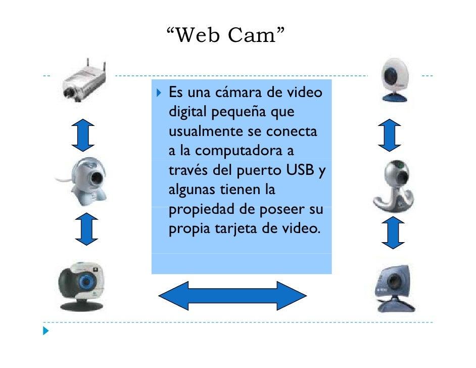 """Comprando una """"Web Cam""""                Web Cam    Verifique:     Especificaciones de su computadora (equipo)       RAM    ..."""