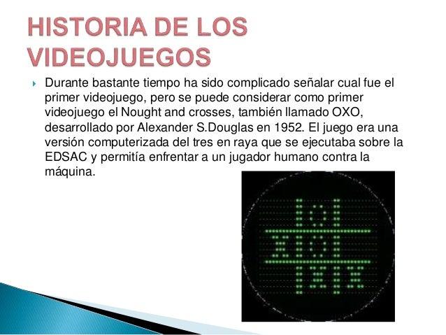 VIDEO JUEGOS  Slide 2