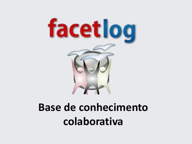 Base de conhecimento colaborativa