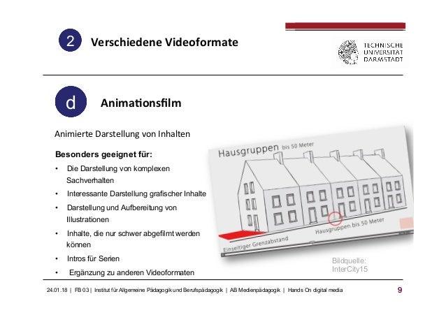 Hands On: Video Tutorials in Lehr-Lern-Kontexten