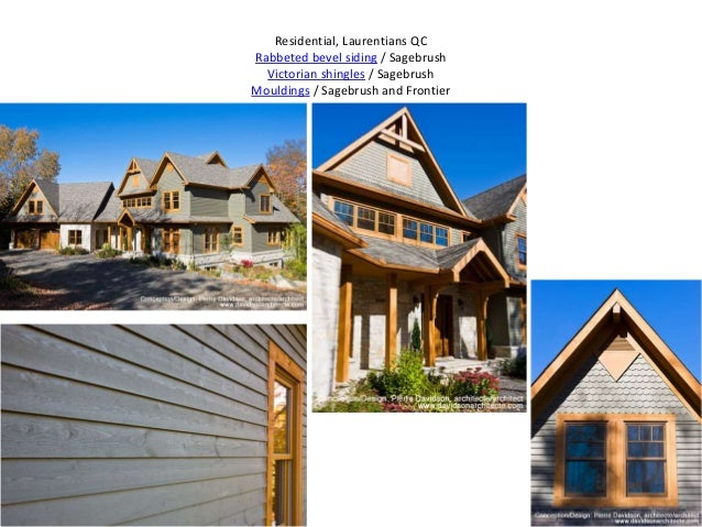 Maibec Project With Siding And Shingle Combinations