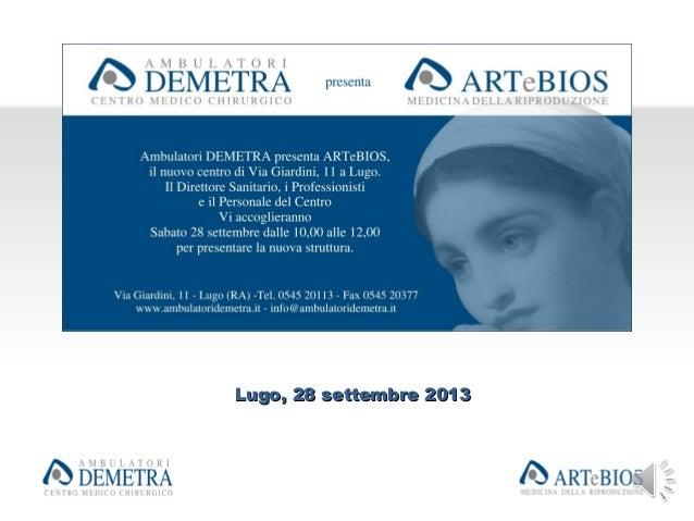 Lugo, 28 settembre 2013Lugo, 28 settembre 2013