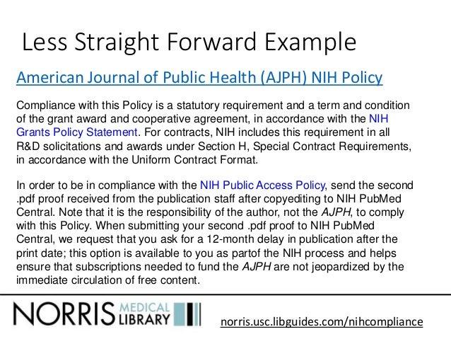 ajph cover letter