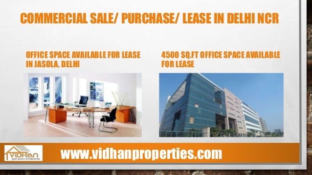 1900 SQ.FT COMMERCIAL SPACE FOR LEASE IN MAYUR VIHAR PHASE -3 PROPERTY: ID: 171, AMOUNT: 1.30 LAC/MONTH IT' S PRIME LOCATI...