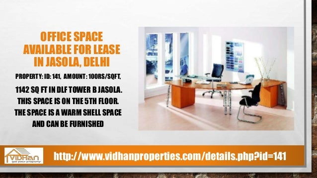 4500 SQ.FT OFFICE SPACE AVAILABLE FOR LEASE PROPERTY: ID: 140, AMOUNT: 90RS/SQFT 4500 SQ.FT OFFICE SPACE AVAILABLE FOR LEA...