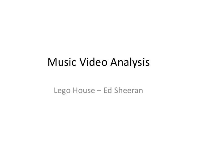 an analysis of video in music This website and its content is subject to our terms and conditions tes global ltd is registered in england (company no 02017289) with its registered office at 26 red lion square london wc1r 4hq.