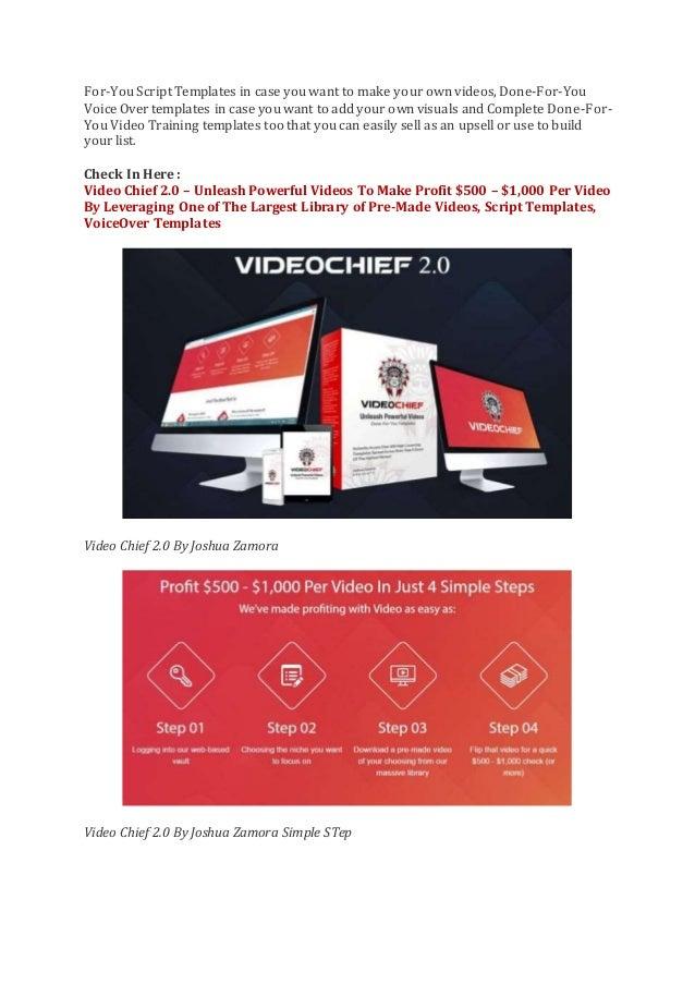 video marketing templates