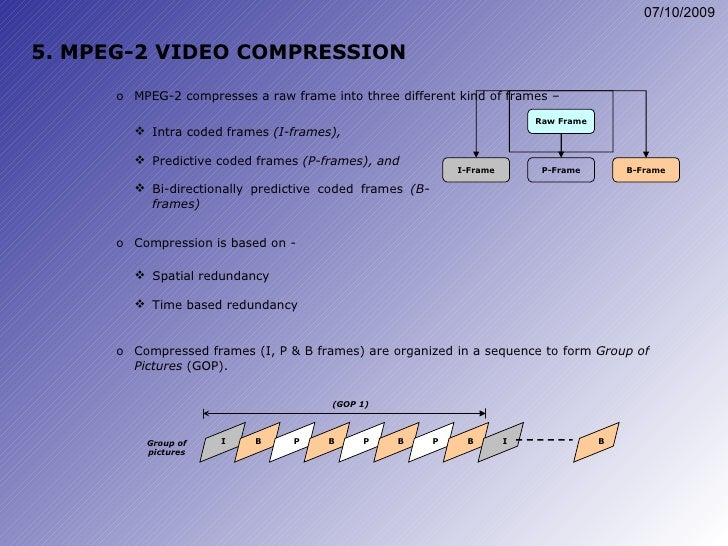 mpeg 2 video