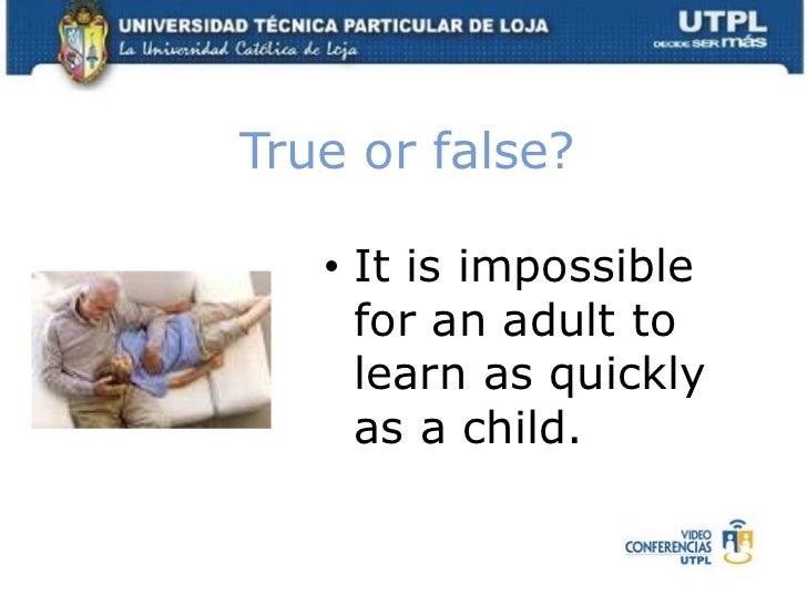 Explainwhyyouchoseyouranswer</li></ul>Source: Tokuhama-Espinosa, T. PresentationSeptember 13, 2009<br />