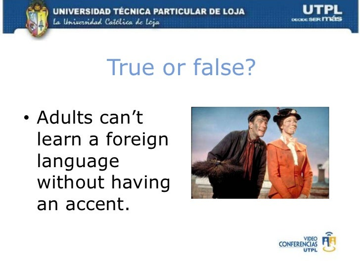 True or false?<br />Multilingual people are more creative than monolinguals.<br />