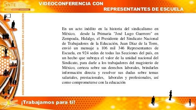 Videoconferencia Slide 2