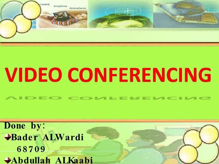 <ul><li>Done by:  </li></ul><ul><li>Bader ALWardi  68709 </li></ul><ul><li>Abdullah ALKaabi  68713 </li></ul>