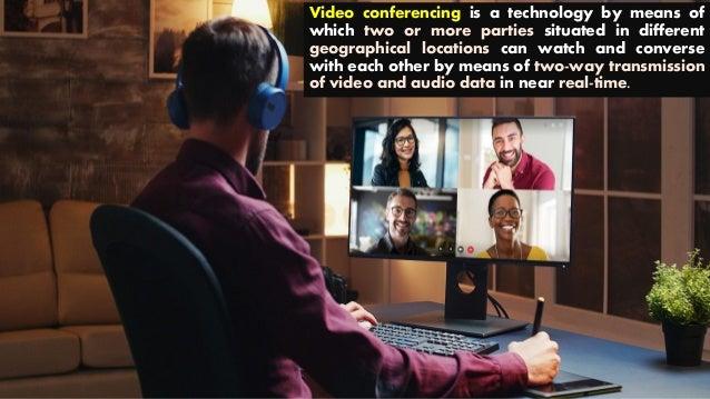 Video Conferencing Etiquette - Thiyagu Slide 2