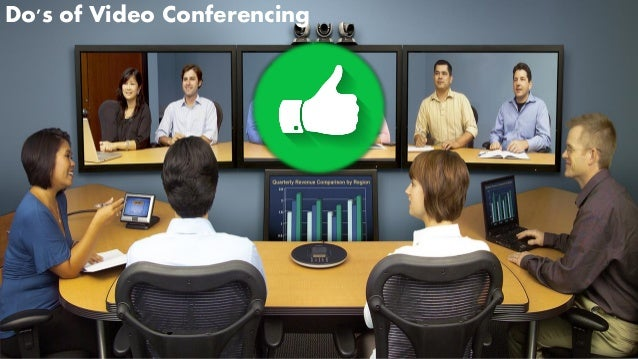 Do's of Video Conferencing