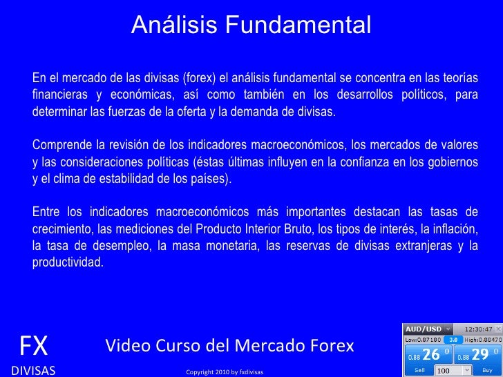 Analisis fundamental forex