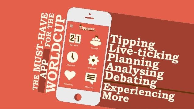 Tippster App