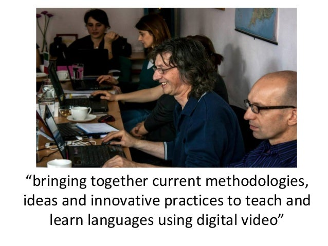 Use existing videos for language learning