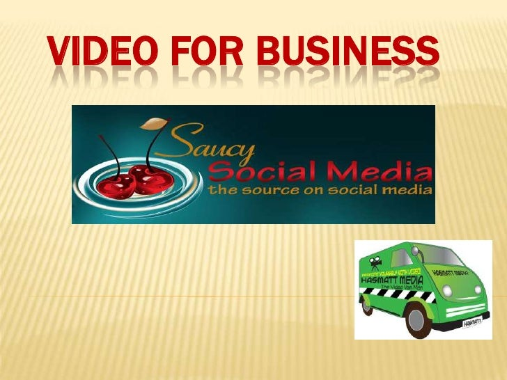 Video For Business<br />