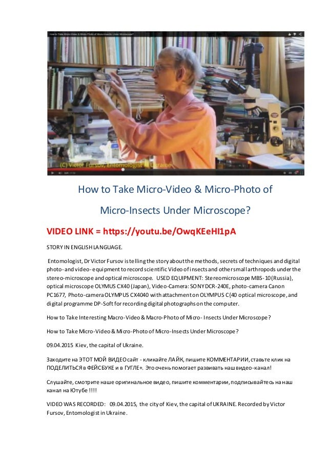 How to Take Micro-Video & Micro-Photo of Micro-Insects Under Microscope? VIDEO LINK = https://youtu.be/OwqKEeHI1pA STORY I...
