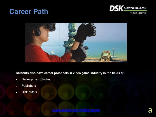 Challenging Career Opportunities in Video game Design | Game