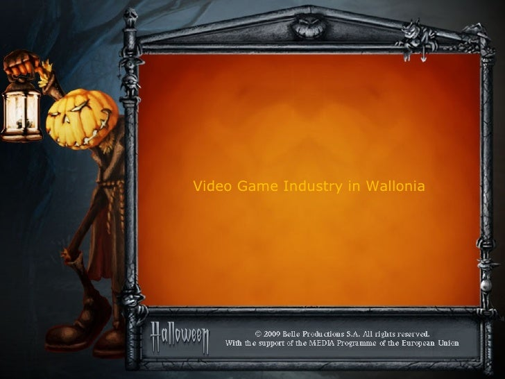 Video Game Industry in Wallonia