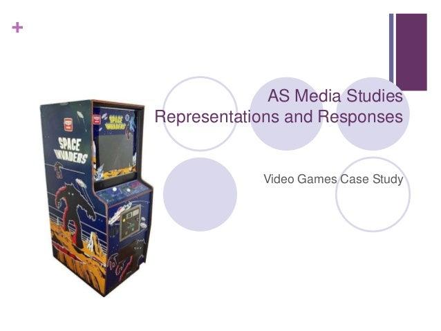 + AS Media Studies MS1: Media Representations and Responses  Video Games Case Study