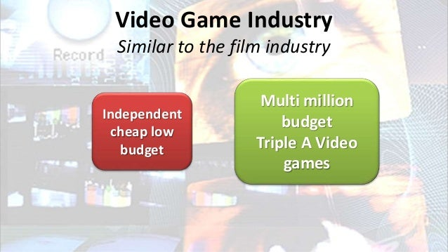 Independent cheap low budget Niche. For players with expert computing knowledge No commercial backers No advertising - wor...