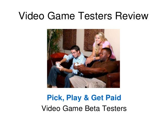Game Tester Reviews | Glassdoor