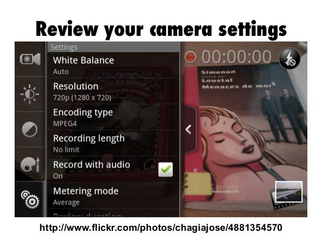 Review your camera settings  http://www.flickr.com/photos/chagiajose/4881354570