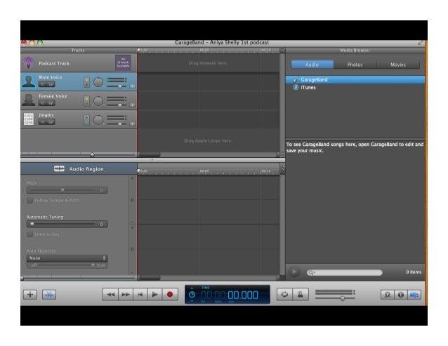 iMovie for Mac & IOS App