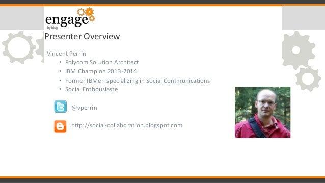 Social Communications & IBM Sametime 9 Slide 2