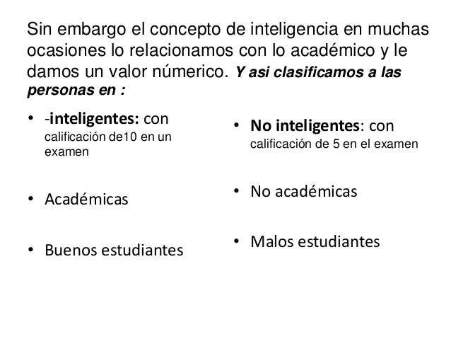 Video inteligencias multiples 1 Slide 3